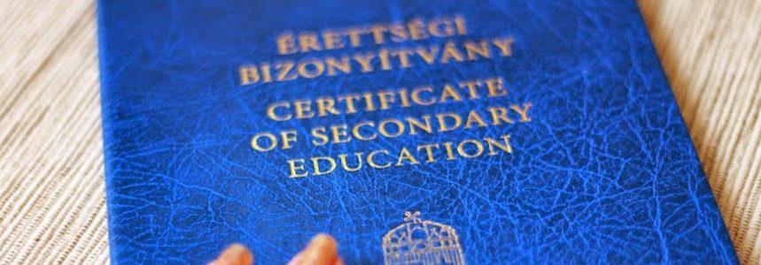 Gimnáziumi képzések